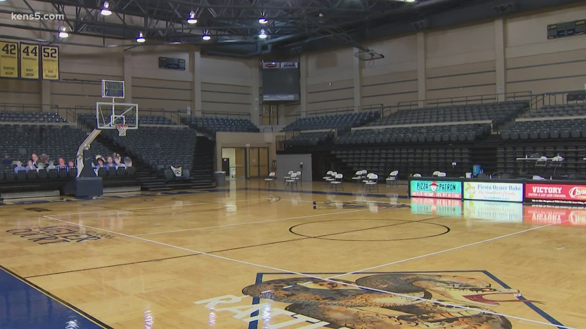 San Antonio and surrounding area ready to host NCAA women's basketball tournament