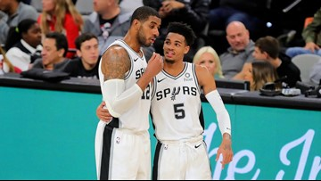 HIGHLIGHTS: Spurs top Warriors 117-113 in overtime