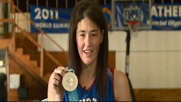 San Antonio native returns home from Special Olympics with silver medal