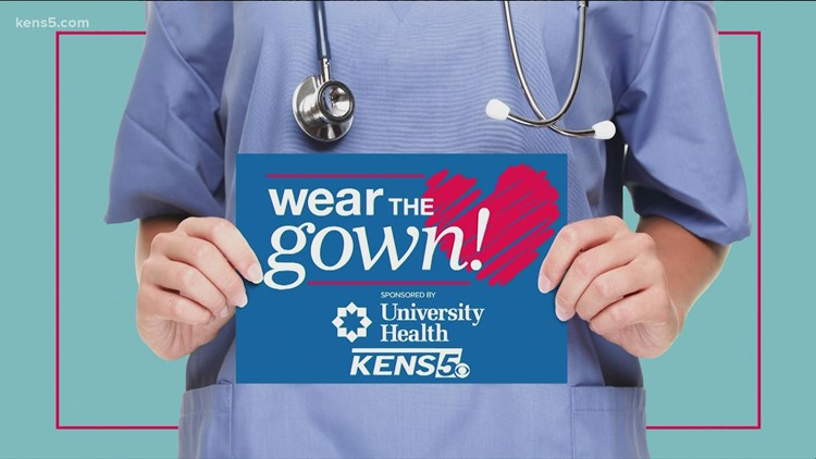 Wear the Gown: A KENS 5 Special (July 24, 2021)