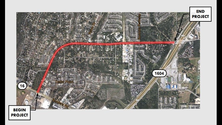 Section of Hausman Road will close for one month