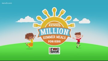 MILLION SUMMER MEALS: How you can help San Antonio's hungry kids this summer
