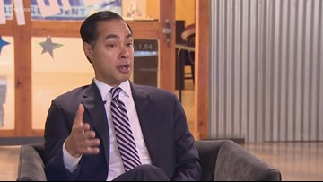 Forever Family: Now out of the 2020 race, Julian Castro discusses Texas's foster care system