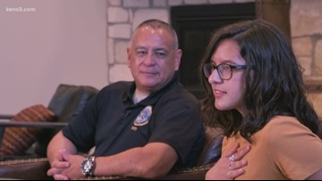 Daughter of assistant police chief determined to become member of FBI