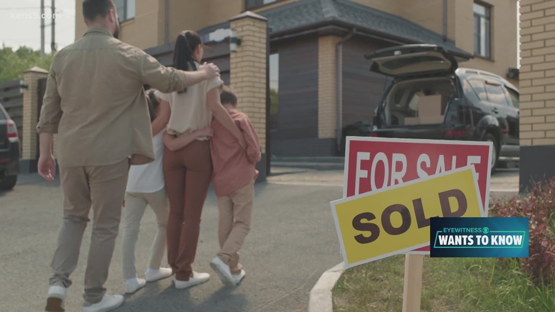 Sizzling-hot housing market makes it hard to buy a home