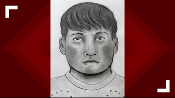 SAPD releases sketch of attempted sex assault suspect
