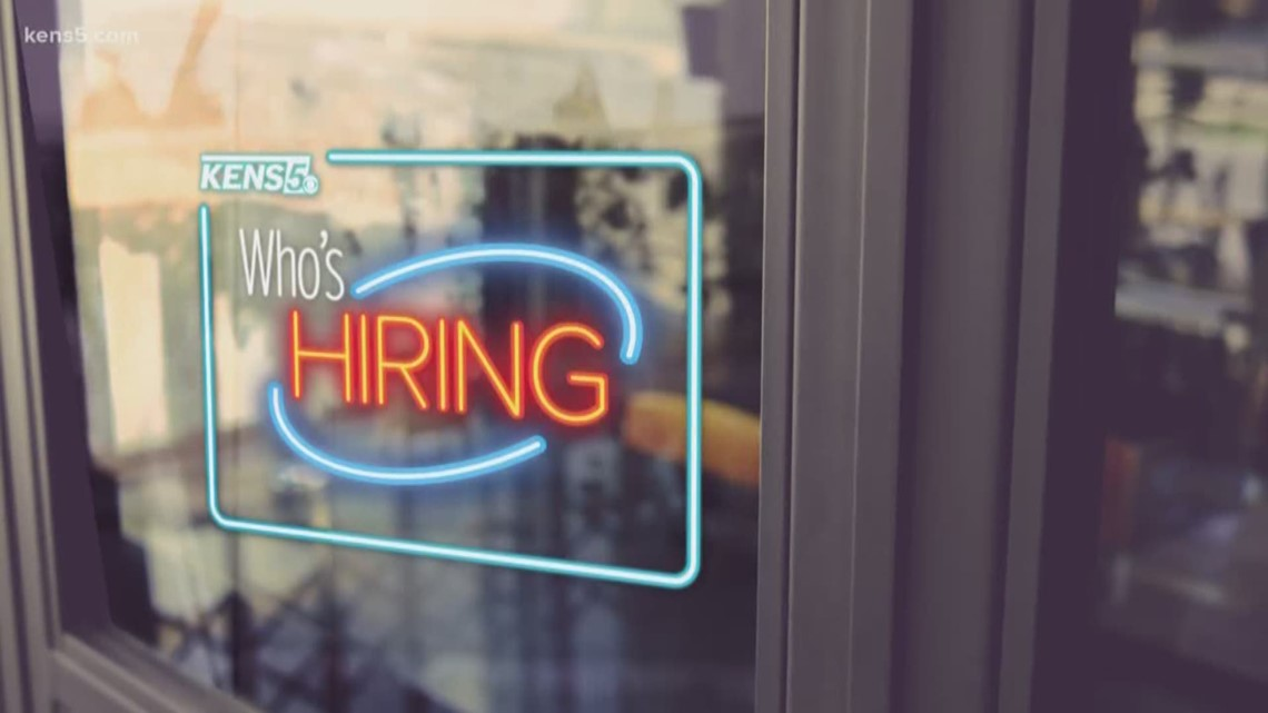 Who's Hiring: Check out these local jobs available during the pandemic