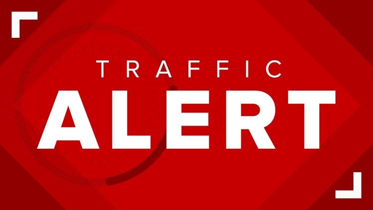 Accident causing major traffic jam in Schertz area coming into San Antonio area on I-35