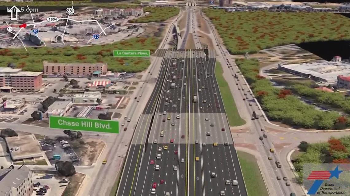 Loop 1604 expansion gets started on northwest side
