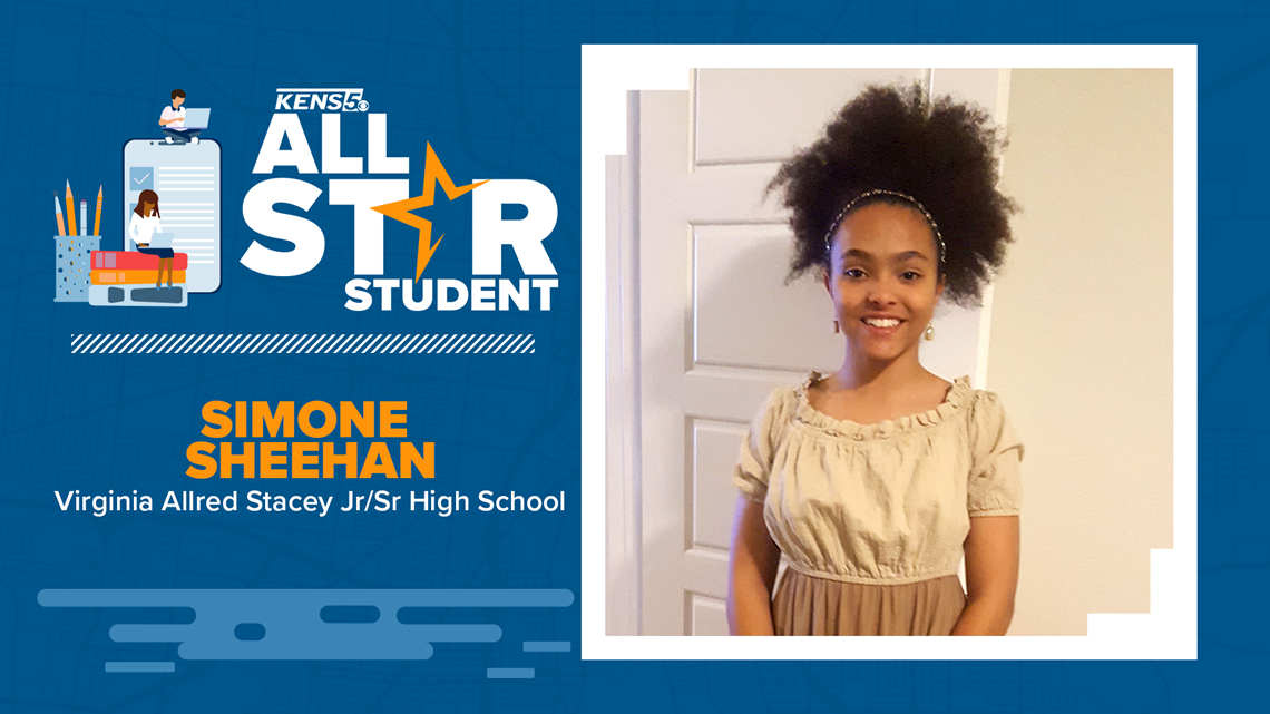 ALL-STAR STUDENT: Spreading joyous passion in Lackland ISD