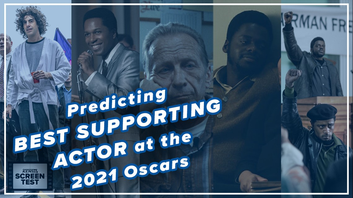 Who will (and should) win Best Supporting Actor at the 2021 Academy Awards