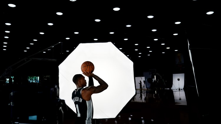 Can Lonnie Walker IV turn moments into more in a contract year?