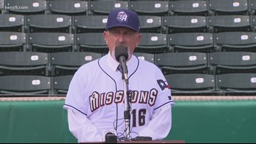 Missions introduce new manager at Wolff Stadium