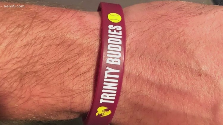 'Trinity Buddies' program started by student athlete makes huge impact for local homeless community