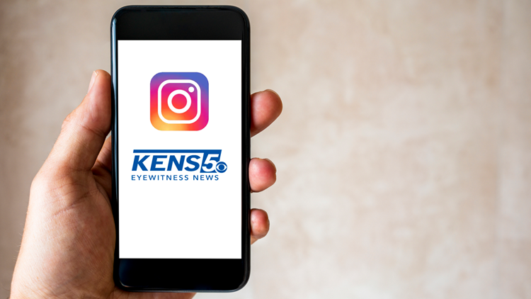 Links mentioned on KENS 5 Eyewitness News Instagram