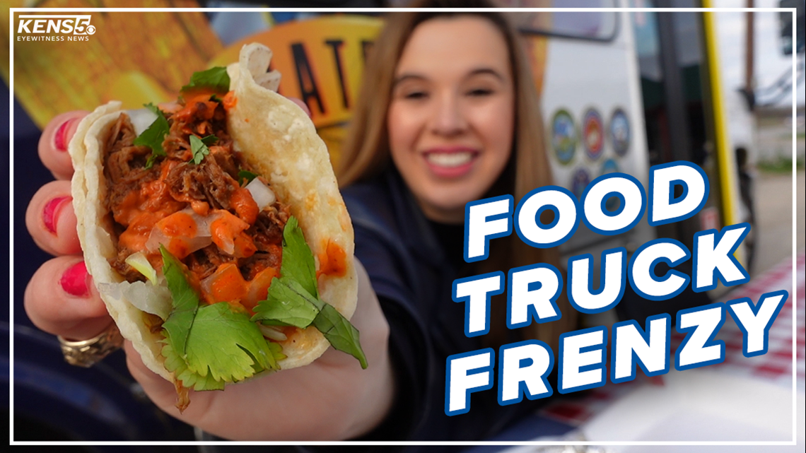 Filipino meets Tex-Mex with veteran-owned food truck