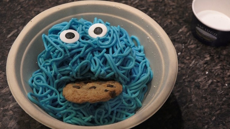 Paciugo Cookie Monster