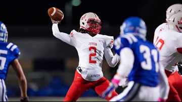 H.S. FOOTBALL: No. 1 Judson hosts No. 5 Smithson Valley in key District 26-6A game