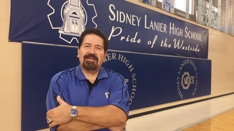 Former coach Rudy Bernal always will be synonymous with Lanier High School