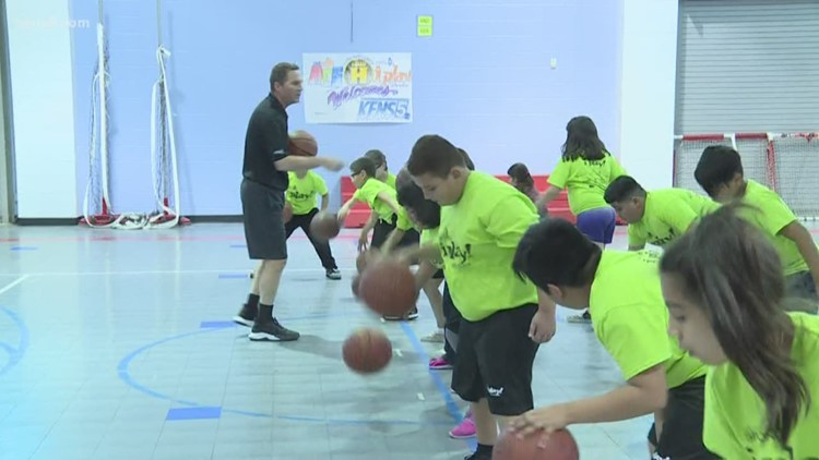 Extracurricular sports program teaches kids to be proactive about their futures