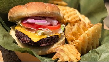 SeaWorld adds plant-based 'Impossible Burger' to menu