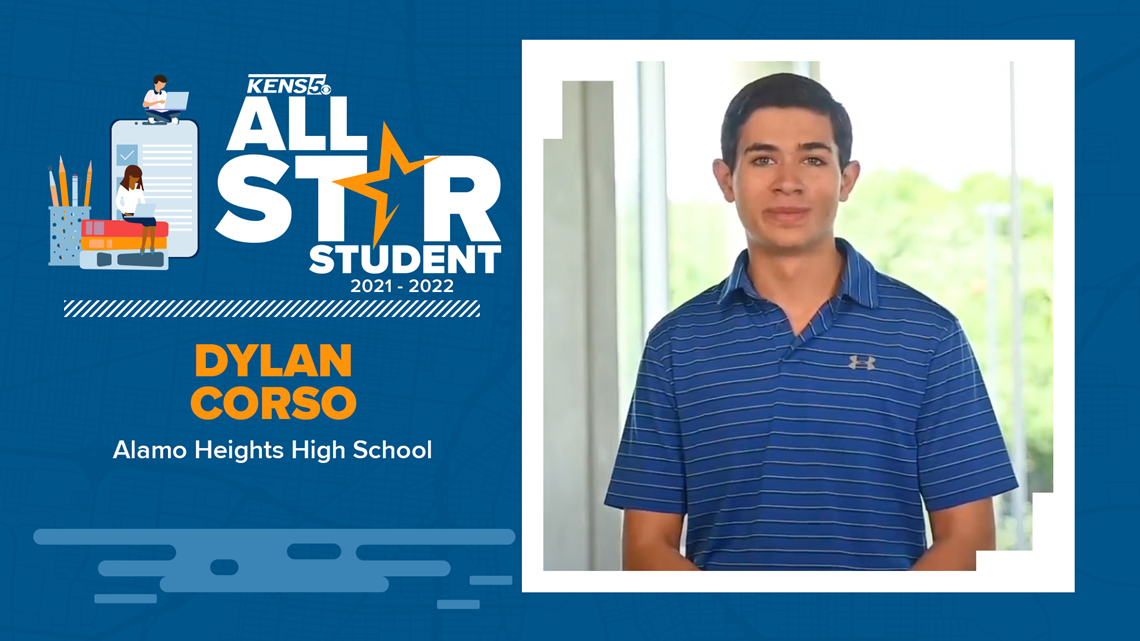 All-Star Student is a positive force at Alamo Heights High School
