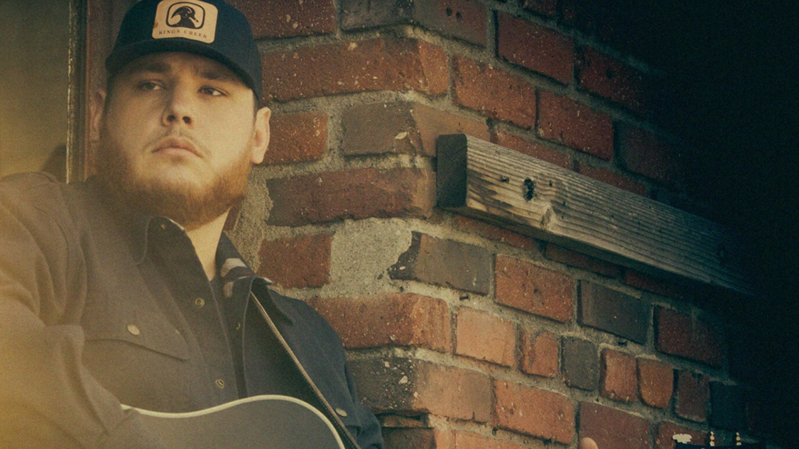 Luke Combs Coming To The At Amp T Center For Beer Never Broke