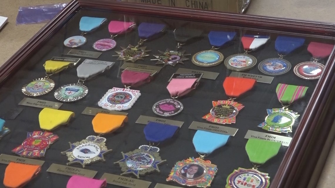 San Antonio Rodeo accepting entries in contest to design 2020 Fiesta medal