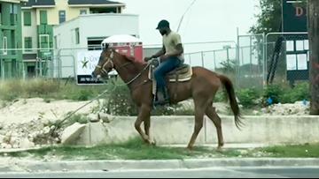 African-American horsemen bring Western culture to San Antonio's east side