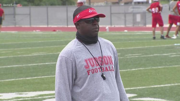 Judson High School football head coach Rodney Williams fired mid-season after 2-5 start
