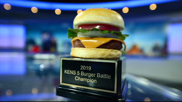 KENS 5 Burger Bracket: Which burger is the taste of the town?
