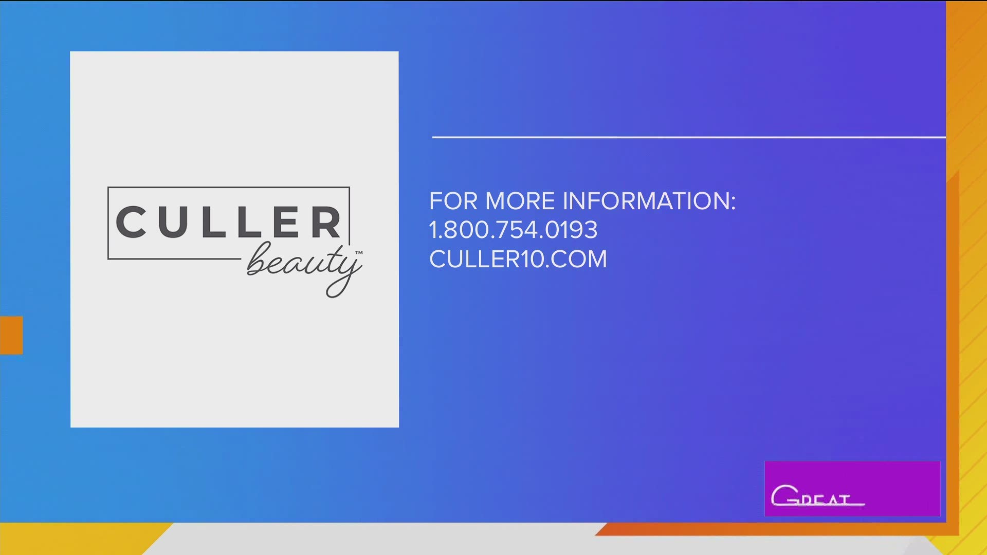 Great Day Sa Culler Beauty Redefines Full Coverage Foundation Kens5 Com