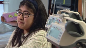 'I'm trying to face it headstrong': Seguin ISD senior diagnosed with cancer over holiday break
