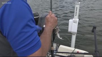 Texas Outdoors: Catfishing in Choke Canyon Reservoir