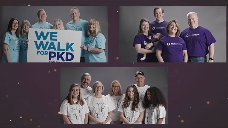 KENS CARES: 10 days with one goal... Fighting PKD and improving lives