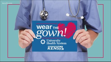 Wear The Gown: Life-saving gastric sleeve surgery