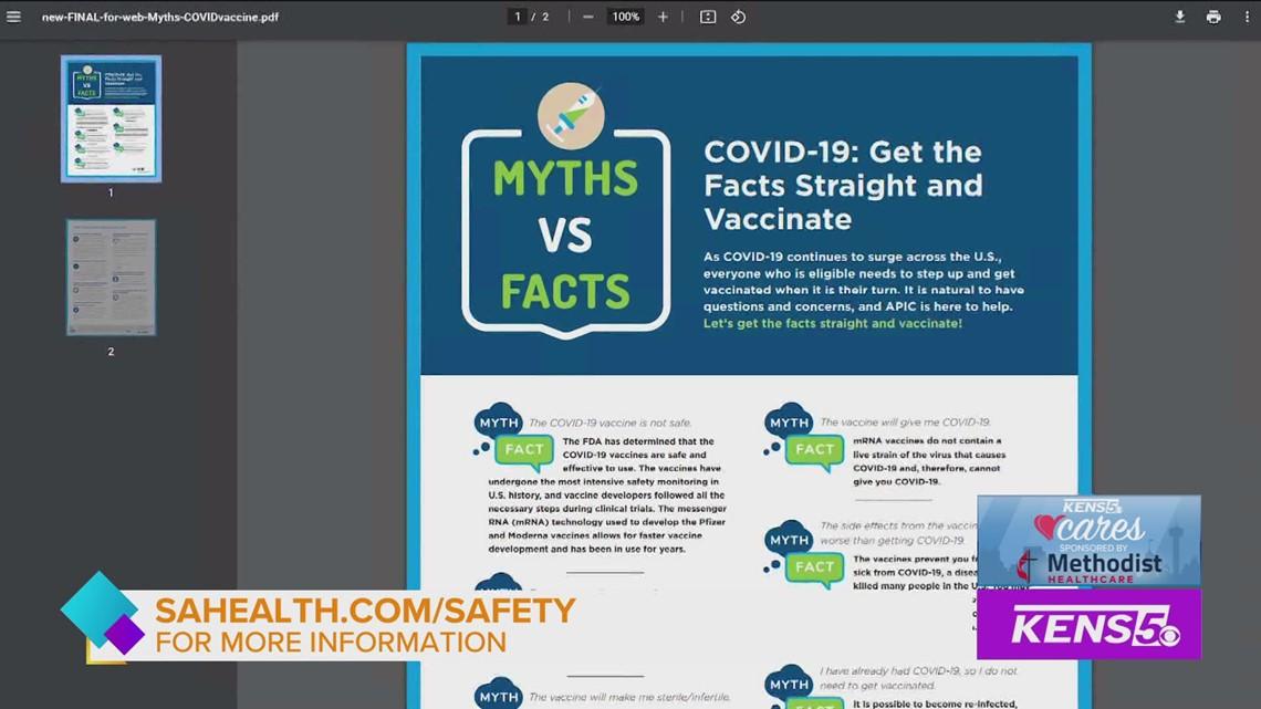 GREAT DAY SA: Methodist Healthcare educates the San Antonio community about Covid-19 vaccine