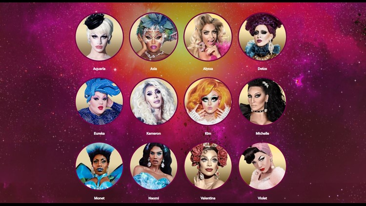 RuPaul's Drag Race Werq the World Tour coming to San Antonio