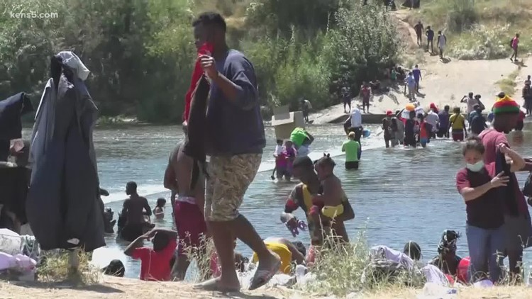 South Texas processing facilities reaching capacity limits as thousands more asylum-seekers arrive