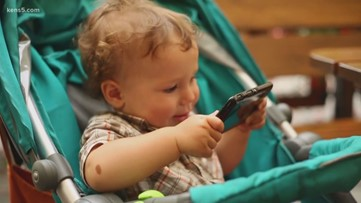 Wear The Gown: The dangers of excessive screen time for kids