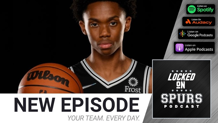 Get to better know Spurs' Josh Primo   Locked On Spurs