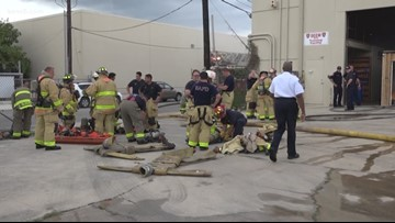 New Deem training facility for SAFD