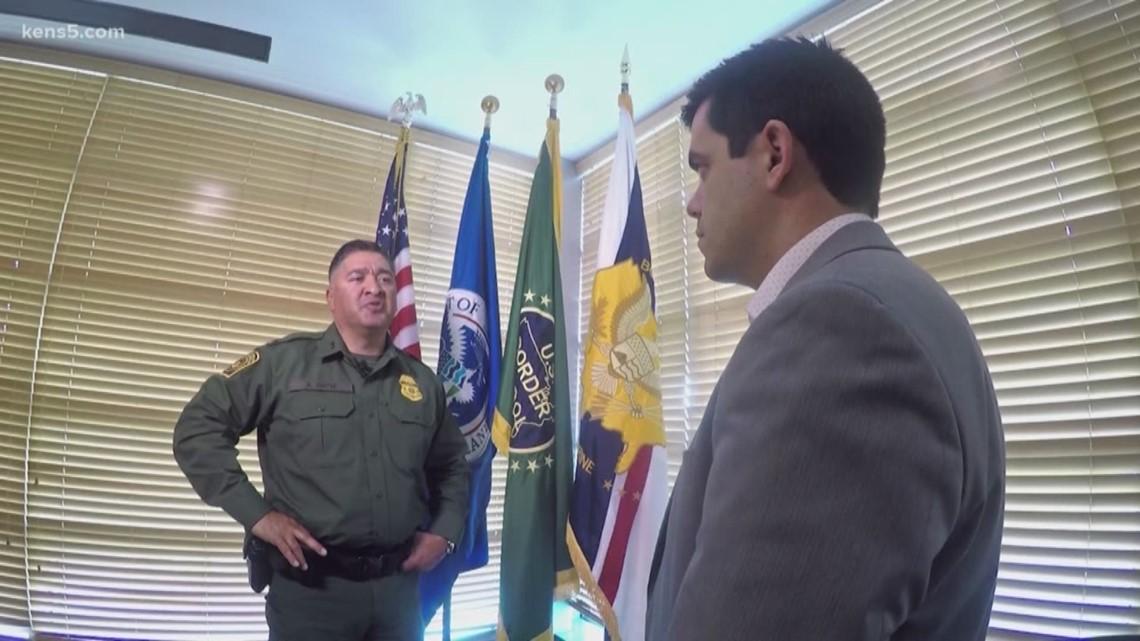 Border patrol agents prepare for president's visit