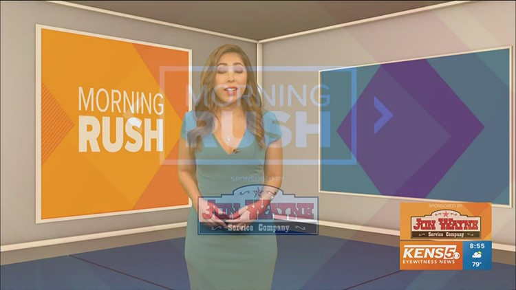 Morning Rush   New order to stop suspected migrants, teens lead police on car chase, vaccine clinic during NBA draft and more