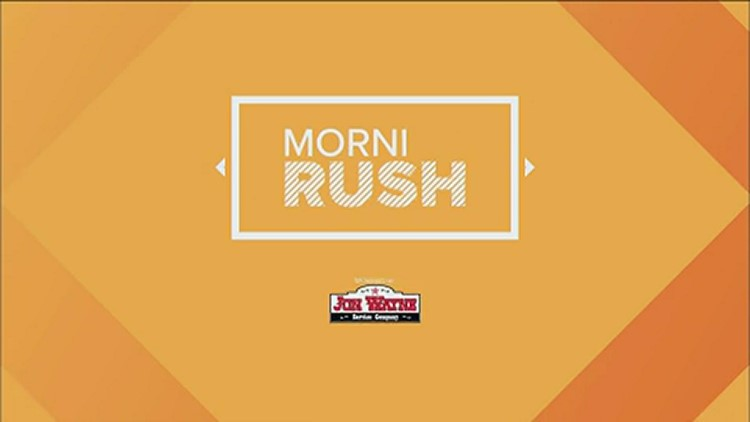 Morning Rush: Boy shot in shoulder, Otis McKane murder trial continues, passport backlog & bring a friend to the SA Zoo