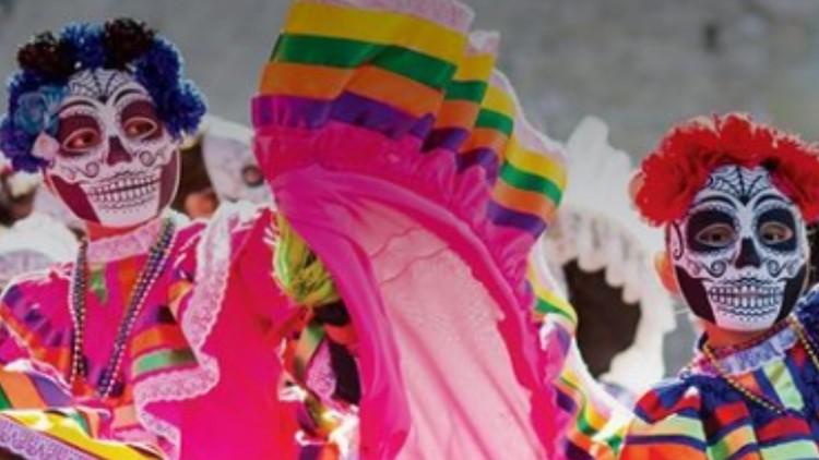 Día de los Muertos (Day of the Dead) events to put on your calendar for San Antonio 💀🎊