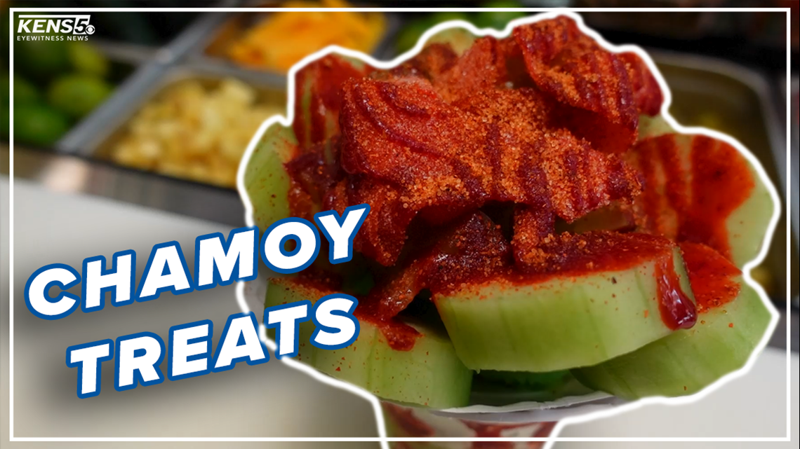 Craving chamoy-covered sweets? This San Antonio business has you covered