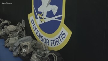 An exclusive look at the Security Forces Academy