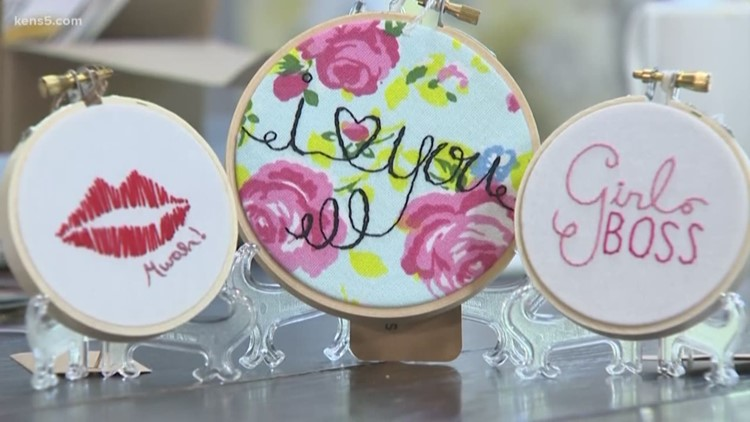 Sisters create booming embroidery business | Made in SA