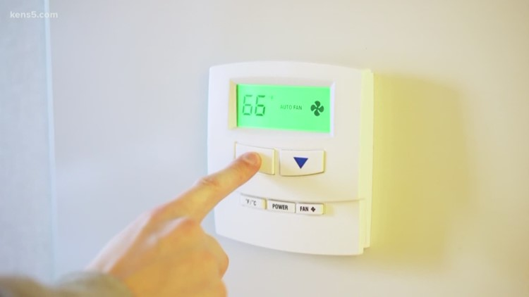 Learn how to save energy, money as the cold front hits